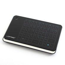 LOFREE MT-200 Multi-Touch 2.4GHz Mini Touchpad Wireless Keyboard And Mouse Windows8 Win7 XP Portable Keyboard Laptops Desktops(China (Mainland))