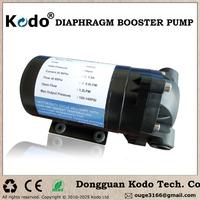 XG-S series 50G 75G 100G 200G 300G 400G 500G 600G DC 24V water purfier system RO diaphragm booster pump