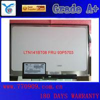 Perfectly display LTN141BT08 93P5703 93P5702 Laptop LED Screen 14.1 WXGA+ Matte for wholesale & retail