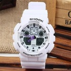 2013  hotsell  brand sports watch g a100 style digital watch men women dress watch LED alarm  watch+shocked box(China (Mainland))