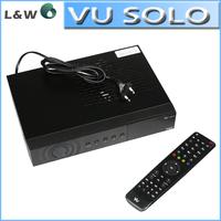 Vu Solo V3 Newest Version VU+Solo PVR Linux Smart Single Tuner Digital DVB-S2 HD Digital decoder Free Shipping