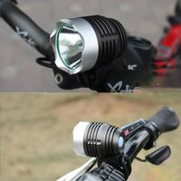 bike light CREE XM-L T6 1600 Lumens LED Headlamp Headlight Rechargeable Lamp Light & 4x 18650 battery pack & Charger