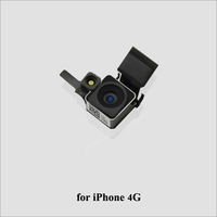 10pcs,Back to replace a new camera cable repairs for iPhone 4G, Free Shipping