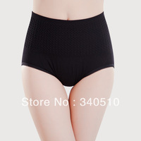 Free Shipping Bamboo fibre abdomen drawing abundant buttocks panties seamless beauty care butt-lifting antibiotic underpants