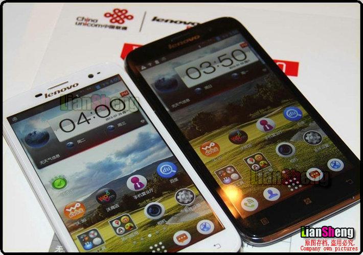 Мобильный телефон 1 3G Lenovo A850 MTK6582 1,3 Android 4.2 + 4 GPS