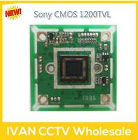"1/2.8"" SONY IMX138 CMOS 1000TVL(B/W1200TVL) CCTV Board for Security Camera 1280(H)*1024(V) 0.001LUX/F1.2"