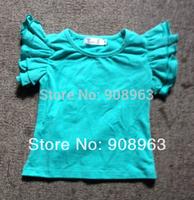 Lovely shirts for girls 2013 Girls 2 ruffles tank tops