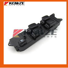 One Complete Set 4 Power Window Control Switch LHD For Mitsubishi Pajero Montero Shogun 2 II
