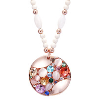 Bohemia necklace all-match long design hangings fashion birthday gift female