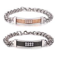 Lovers bracelet hand  vintage male women's bracelet birthday gift bracelet