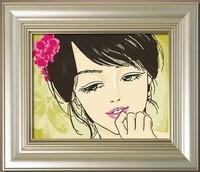 [Sophie Beauty] Diy diamond painting cross stitch customize diamond stickers  Free Shipping