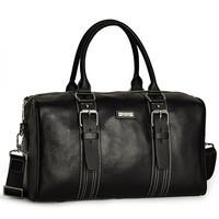Genuine leather men travel bags cowhide man bag handbags business casual big capacity shoulder bags