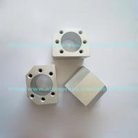 10pcs Cnc Machine Ballscrew Aluminium Nut Housing Bracket Holder For SFU1605 1604  1610 Ballscrew Nuts