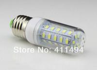 5pcs New and hot selling 220V 200-240v 12W E27 SMD 5730 LED corn bulb lamp 36 LEDS 1180LM Warm white /white led lighting A287