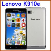 Lenovo K910e Vibe Z Android phones 5.5 inch FHD 1920x1080px Qualcomm Snapdragon 800 2.2GHz 2GB RAM 16GB 13.0MP Camera