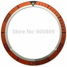 repair watch part Orange watch bezel insert(Hong Kong)