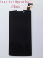 For Highscreen boost II  mobile phone touch screen display screen innos D10 emblly