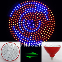 Grow led e27 garden light SMD 352PCS led chips 40W LED Plant Grow Lights RED + BLUE Hydroponics For Plants