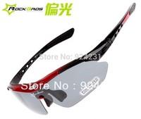 New ROCKBROS Sunglasses/bicycle sunglasses/Sports Sunglasses light lens bike sunglasses+free shipping!