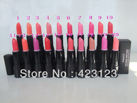 glue stick 2013 New mineralize rich lipstick rouge a levres  makeup lipstick cosmetics lip stick free shipping
