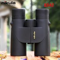 High Quality  Wholesale original Nikula  8X42 Zoom Portable Waterproof Binoculars Telescope