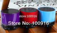 Free Shipping Newest S11 Wirless Bluetooth Speaker With USB For Smartphone Apple Laptop