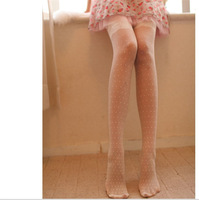 White and Black Princess Lace Stockings Fashion Tights Wholesale Free Shipping PS007