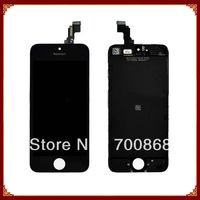 20PCS/LOT LCD Screen For iPhone 5C With Touch Screen Digitizer Assembly Black Or White Color Free Shipping by DHL EMS