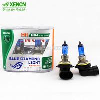 XENCN HB4 9006 12V 70W 5300K Bluish White Light Car Bulbs Xenon Look Super White Wide Product Range Fog Halogen Lamp 2pcs