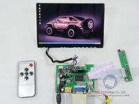 Free Shipping For Raspberry Pi HDMI+VGA+2AV+Remote Controller+ Brand New 7inch 1280*800 N070ICG-LD1 IPS LED Screen