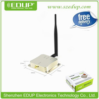 Free Shipping  Broadband  8000mW/39dBm 2.4Ghzlong Range Wifi Wireless Signal Booster Amplifier,indoor booster