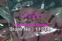 72 piece Guitar Picks Steve Vai Signature Guitar Picks pink Guitar Picks TOP SELLER from china free shipping