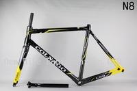 2014 RFM007 Colnago C59 N-8 colnago C59 carbon frame light cyclocross frame carbon bike frames for sale free shipping!