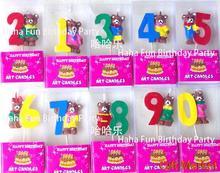 popular yellow birthday cake