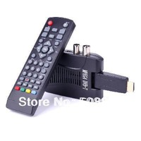 New 1pcs Full high definition 1080P mini DVB-T2 digital terrestrial receiver Freeshipping&Dropshipping