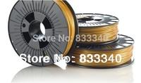 Hot sales! 2 spools 3D printer Filament ABS 1.75mm for Makerbot/Reprap/Mendel/UP 3D Printer