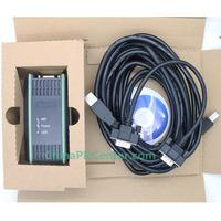 USB/MPI PC Adapter USB for Siemens S7-200/300/400PLC,MPI/DP/PPI Programming