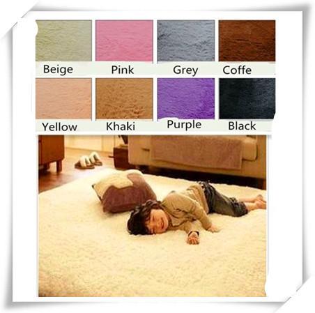 50*80cm Custom-made Winter Carpet for living room Warm Washable Bedroom ca