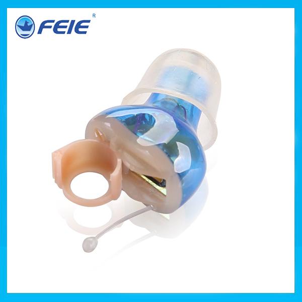 First quality personal hearing amplifier 2 channel aparelho auditivo ear hearing aid machine S-10A caixas de som amplificada(China (Mainland))