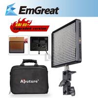 Aputure Amaran AL-528W CIR 95+ 5500K/3200K 528pcs LED Video Light Strong Steady Light Led Light Panels For DSLR Camera 017006