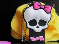 Official Monster High Skullette 4GB USB Flash Drive Keyring New UK Stock