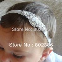 Free Shipping Rhinestone Baby Headband,Kids Hair Accessories,Girl Headband
