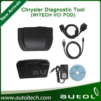 Chrysler Diagnostic Tool WITECH VCI POD Support Supported  English, French, Spanish, German, Italian, Russian...