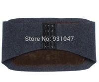 1pc M New Quality Unisex Women Men Cashmere Wool Body Waist Warmer Protector Support Belt Back Warmer Wrap Warm Belt