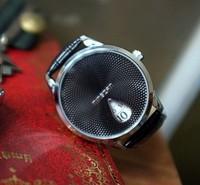 2014 New Fashion Leather Strap Waterproof Quartz Business Men's Watches Fashion Vogue Watch ,Women Dress Watches ,High Quality