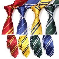 4pcs/lot New Fashion Men's Scarf Tie Stripe Tie Necktie 4 Colors drop shipping 41