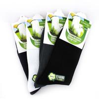 Big size 24Pcs=12pairs/lot Bamboo fiber Men's sock high quality male long socks classic Brand Men's Socks free shipping