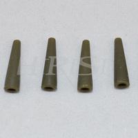 Carp fishing tail rubber tube fishing equipment for carp fishing lead clips 100pcs