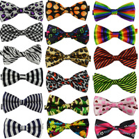 NEW Arrival  Classic Bowtie for man Fashion Neckwear Adjustable Unisex Mens Bow Tie Polyester Pre-Tied bowties Free Shipping