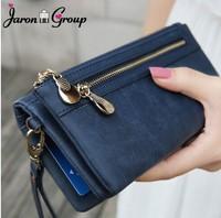Multi-fonction Leather Wallet Women Purses Large Capacity Long Wallet Lday Money Clip Key Bags Organizer Clutch Bag for Lady
